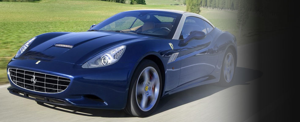 2012 Ferrari California Coming to Geneva Motor Show