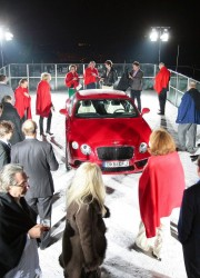 New Bentley 4.0 litre V8 Continental GT Coupe