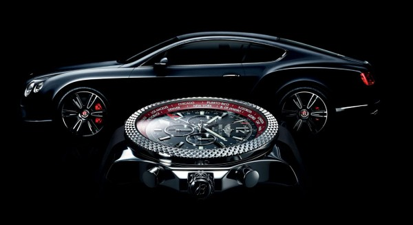 Limited Edition Breitling for Bentley GMT V8 Chornograph