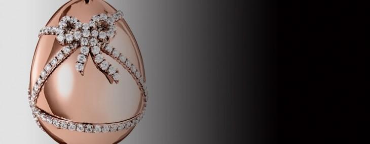 Oeuf Cadeau Les Favorites de Fabergé