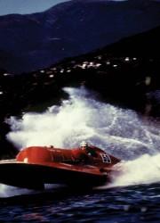 Ferrari Arno XI Hydroplane Racing Boat