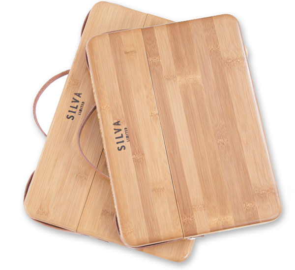 Silva Limited Bamboo Macbook Pro Cases