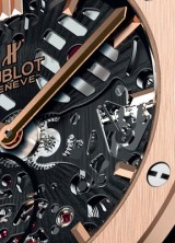Hublot's Classic Fusion Extra-Thin Skeleton Watch