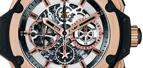 Limited Edition Hublot King of Russia Watch