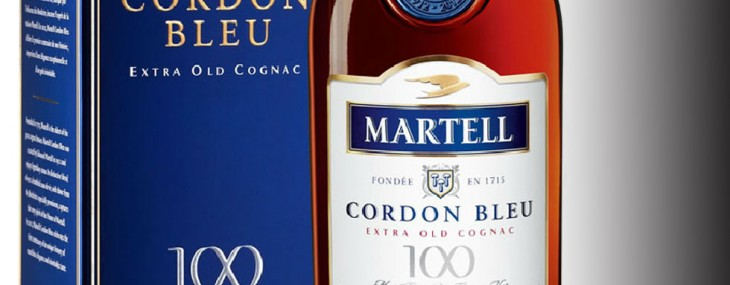 The Martell Cordon Bleu Centenary Limited Edition Cognac