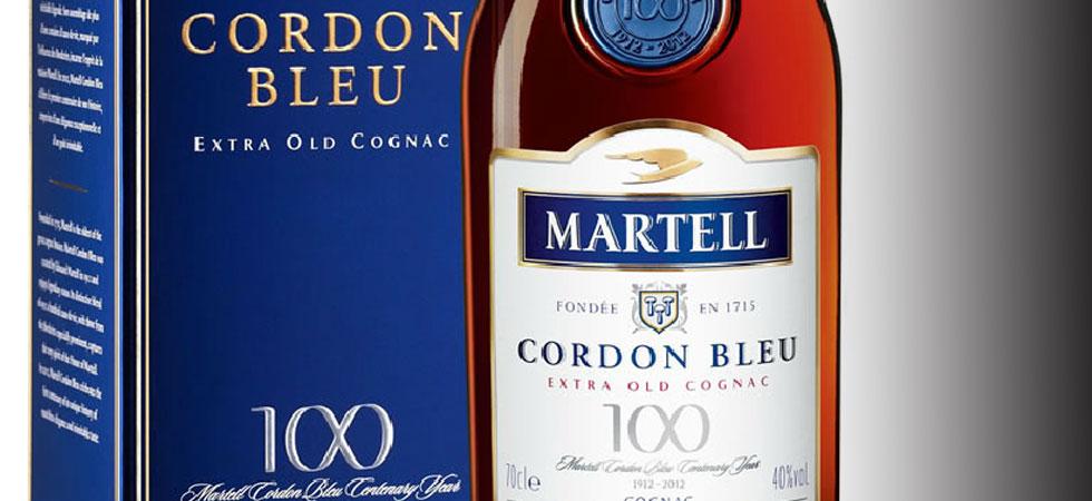 Martell Cordon Bleu Centenary Standard Edition Coganc