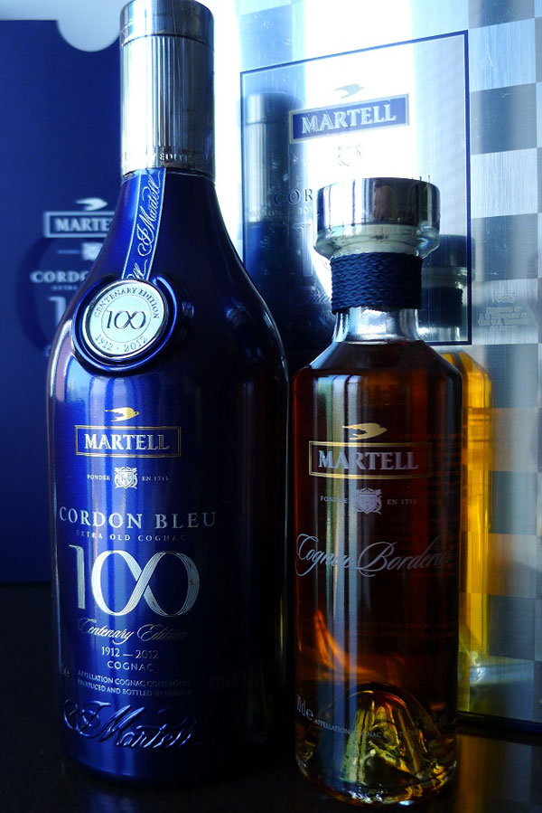 Martell Cordon Bleu Centenary Limited Edition Coganc