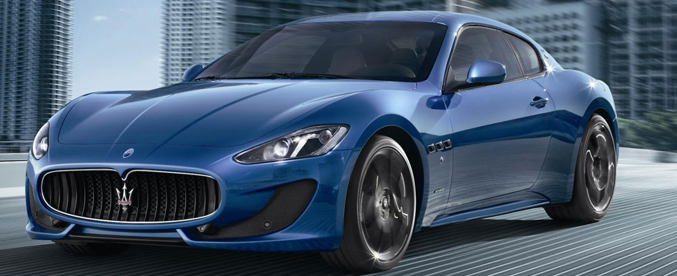 Maserati GranTurismo Sport to Debut at Geneva Auto Show
