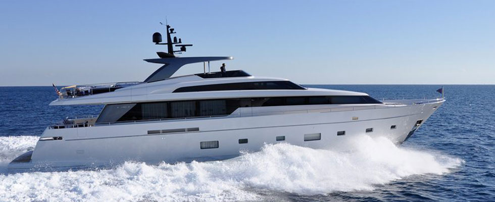 Sanlorenzo SL104 Yacht to Debut at the Miami International Boat Show