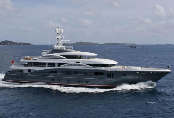Kismet Yacht