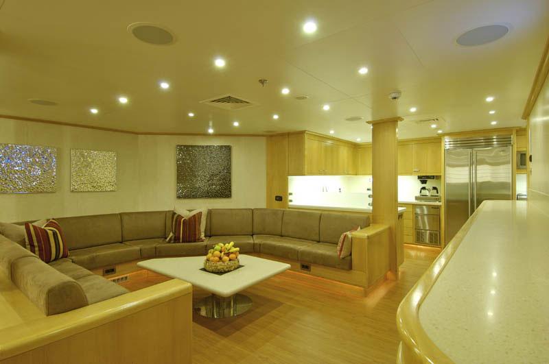 Jaguars Owner Shahid Khan S Kismet Yacht Up For Grabs At