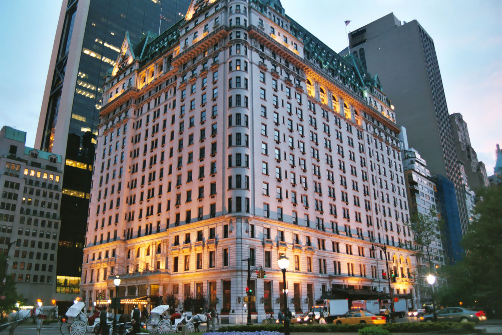 The Plaza Hotel In New York Offers Oscar Package For