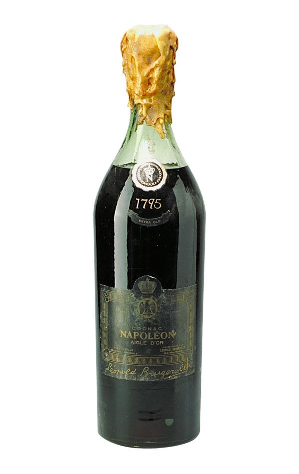 Brugerolle Aigle D'Or, Trés Vieille Réserve Spécial, hand blown bottle 5 litres - 6 litres