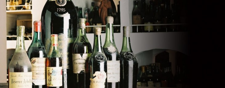 World's largest old liquor collection includes over 5,000 bottles dating from 1789