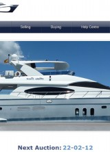 Only Couple Days is Left to First Online Yacht Auction