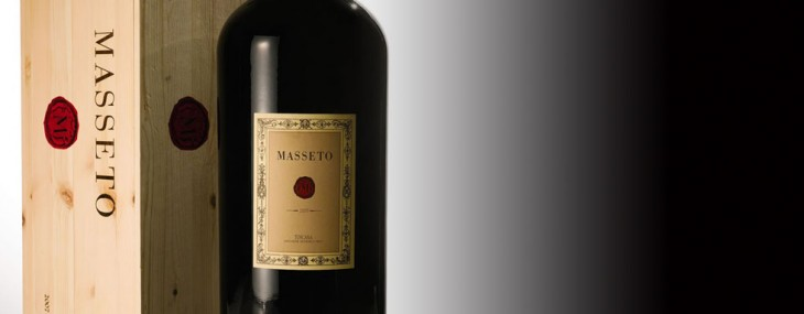 15 Liter Bottle of Masseto Wine