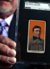 Honus Wagner's Rare Baseball Card May Fetch $1.5 Million at Auction