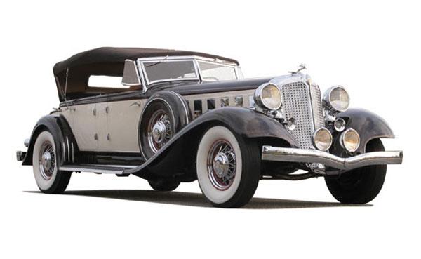 1933 Chrysler CL Phaeton