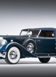 1934 Packard Twelve Convertible Victoria by Dietrich, Inc.