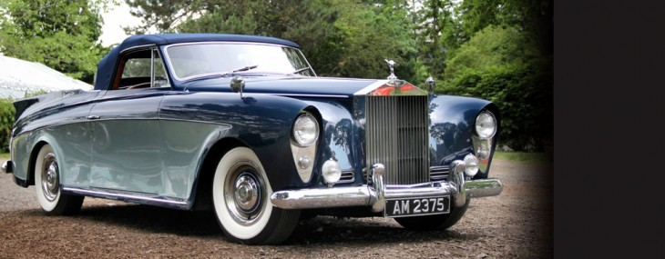 1958 Rolls-Royce Silver Cloud I Honeymoon Express Drophead Coupe in Monaco