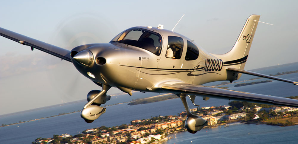 New 2012 Cirrus Sr22 Aircraft Most Sophisticated Single