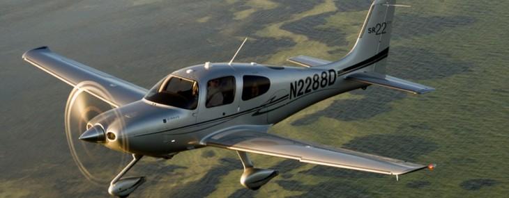 2012 Cirrus SR22 Aircraft