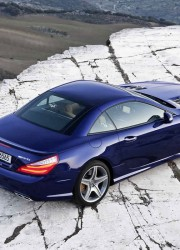 Mercedes-Benz SL65 AMG V12 Roadster