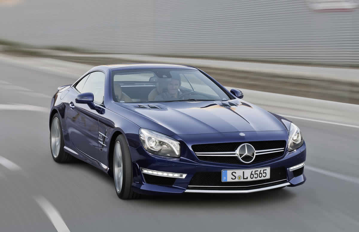 2013 mercedes sl65 amg v12 roadster launch in coming weeks for Mercedes benz v12 price