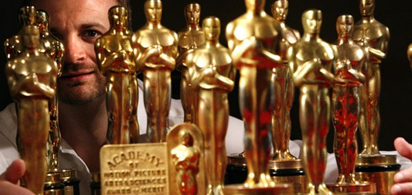 The largest collection of Oscar statuettes ever offered for public sale