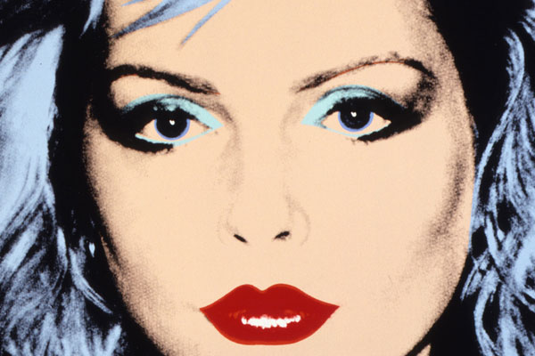 Andy Warhol-inspired Color Cosmetics Line
