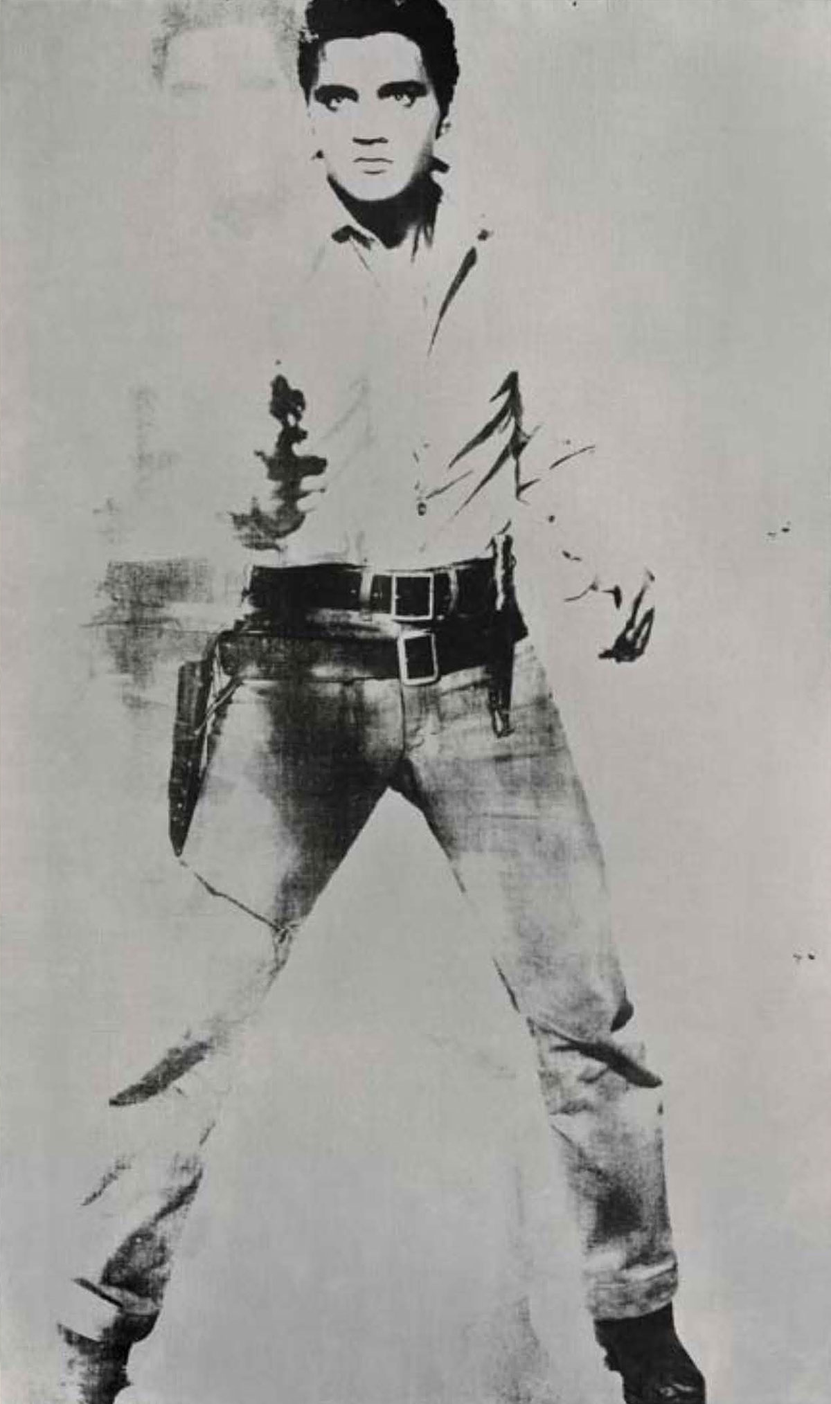 andy warhols double elvis could fetch 50 million