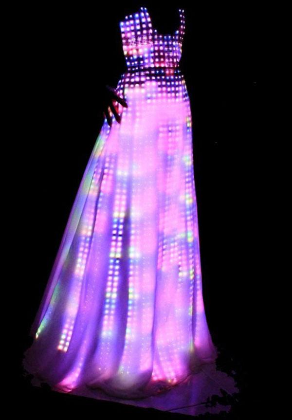 Aurora Dress by CuteCircuit