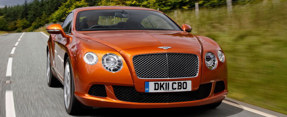 BENTLEY CONTINENTAL GT Receives Prestigious Motor Klassik Award 2012