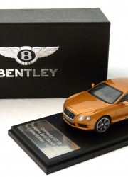Bentley Continental GT V8 Model in Sunburst