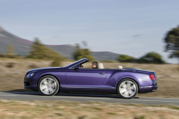 Bentley Continental GTC V8 Convertible