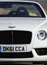 New Bentley Continental GTC V8 Arrives in Geneva