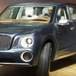 Bentley Unveils EXP 9 F at Geneva Motor Show