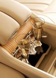 Bentley Mulsanne Champagne Flutes