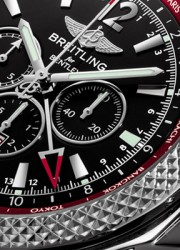 Limited Edition Breitling for Bentley Continental GT V8 Watch