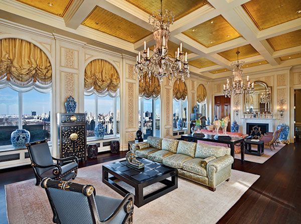 Christopher Jeffries' Ritz Carlton Penthouse