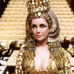 ELIZABETH TAYLOR's Gold Cleopatra Cape and Rare US 45 Beatles Singles to be Sold at Heritage Auctions