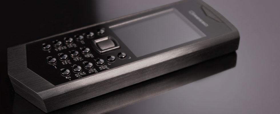 Gresso Regal Black Phone