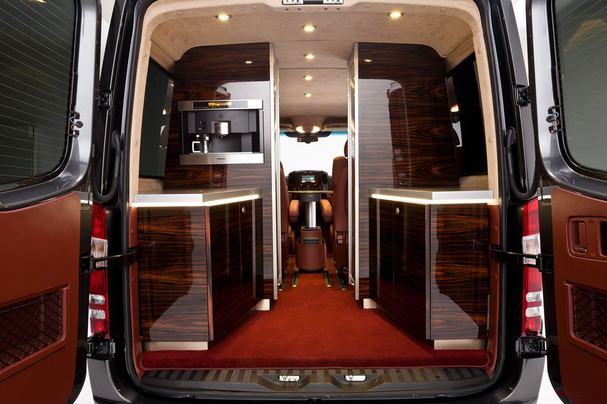 Custom Luxury Mercedes Sprinter For Sale Autos Post
