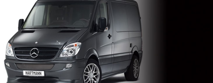 HARTMANN MERCEDES-BENZ SPRINTER – Luxury Rolling Airplane