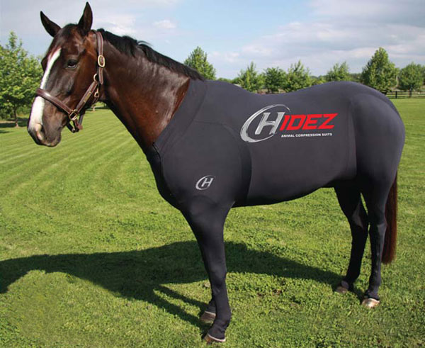 HIDEZ RECOVERY SUIT for Horses