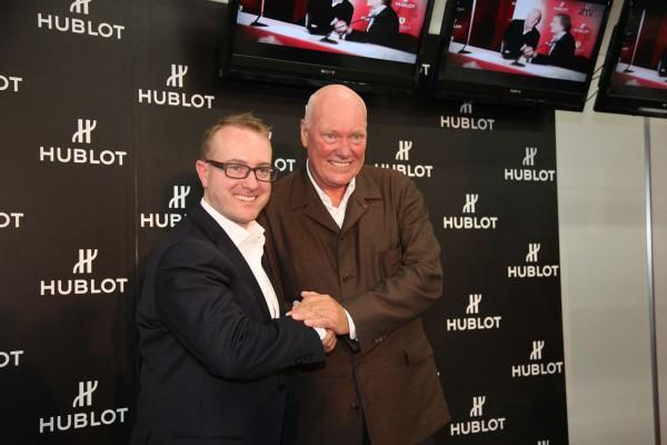 Hublot and Ferrari Unveil the first Collaborative Watch - The BIG BANG FERRARI