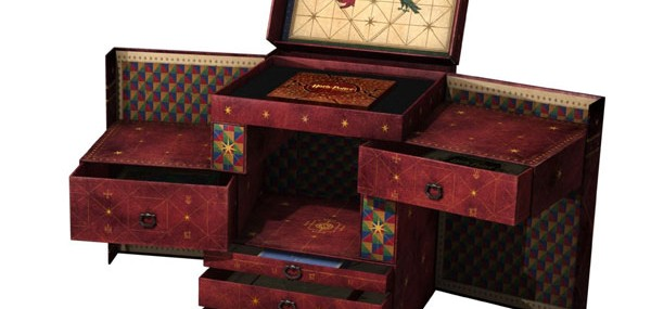 Harry Potter Wizards Collection 31-Disc Blu-ray/DVD Set Announced
