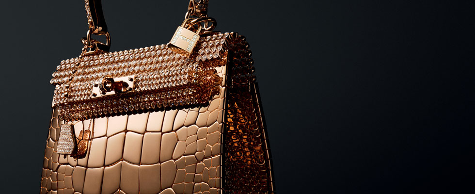 Hermes Create $1.9 Million Diamond-studded Birkin Handbag