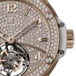 Hublot Launches Tutti Frutti Tourbillon Pavé Watch for Ladies