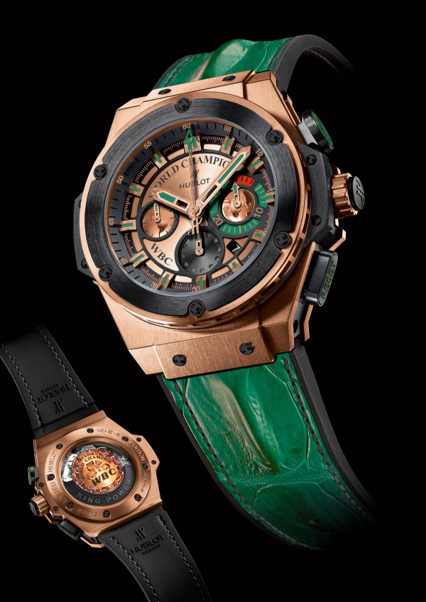 Hublot World Boxing Council Watch